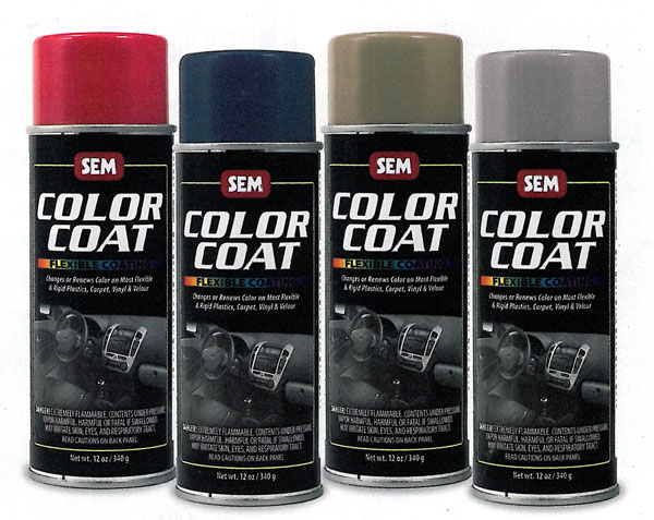 Sem Color Coat 16 Oz Aerosol From Aircraft Spruce