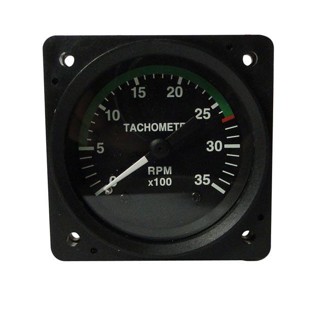 Digital Engine Gauges : Aircraft engine instruments tachometer free