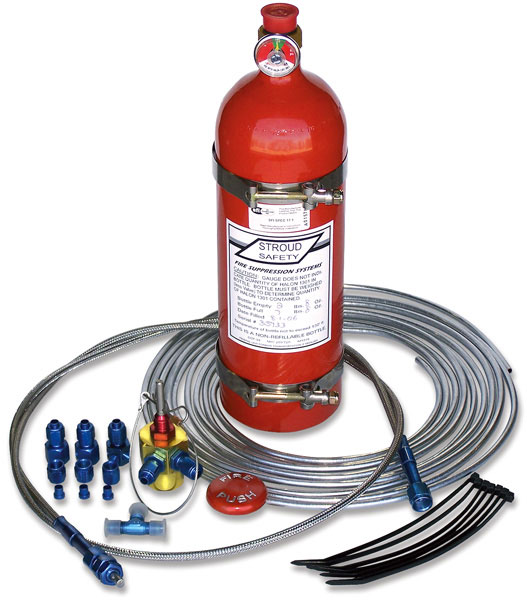 Halon and Its Replacements for Fire Suppression Systems in Aircraft