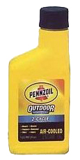 Pennzoil 2 Cycle Air Cooled Oil From Aircraft Spruce