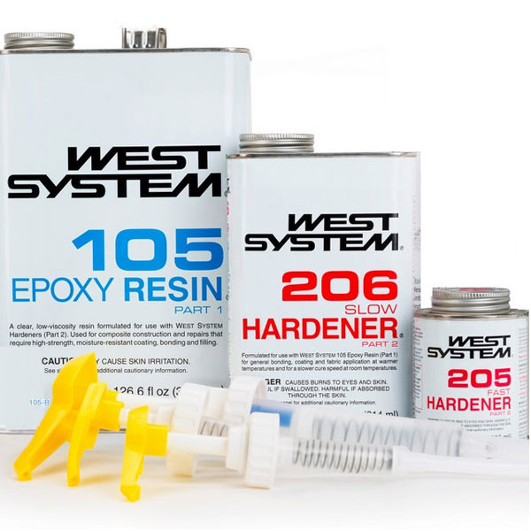 West System Epoxy Kits From Aircraft Spruce