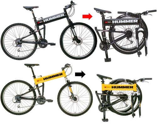 دراجات هوائية وأجهزة رياضية أخرى huummerbike.jpg