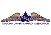 Canadian Owners and Pilots Association Logo
